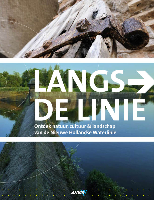 Cover of book Langs de Linie