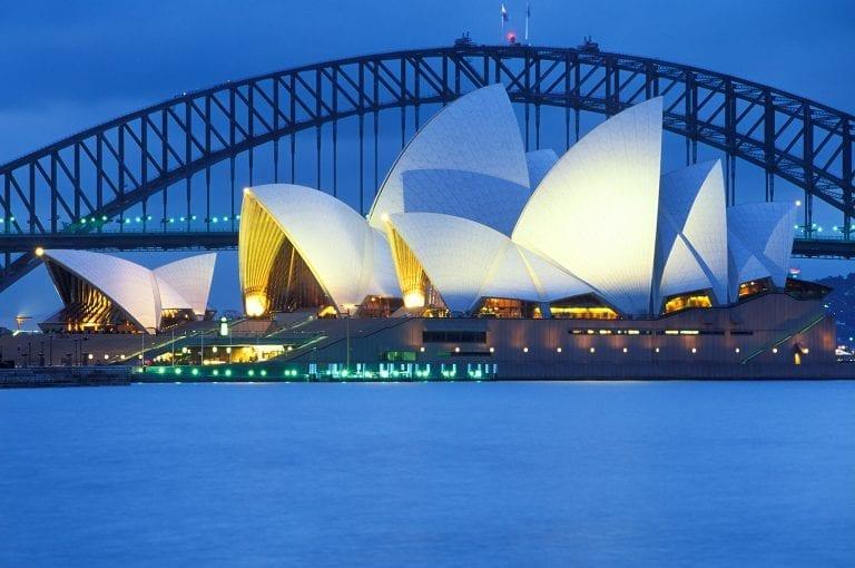 Sydney Opera Building